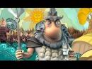 Мультфильм У лукоморья... на горномарийском языке