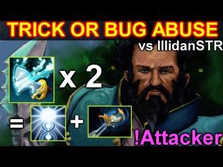 !Attacker Kunkka - Dota 2: Trick or Bug Abuse Echo Sabre + Chakra Magic