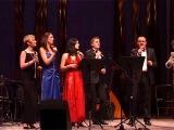 When marimba rhythms start to play, Ансамбль Шаромова, Сергей Мартынюк и Евгений Фомин