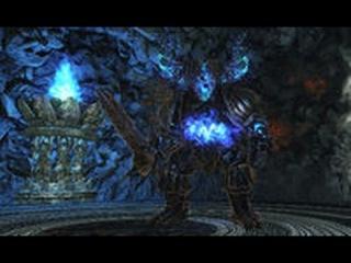 Dark Souls 2 Boss Blue Smelter Demon (Синий Демон из Плавильни)