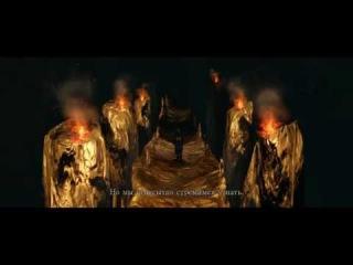 Dark Souls 2 Boss Aldia, Scholar of the First Sin (Алдия, ученый Первородного Греха)