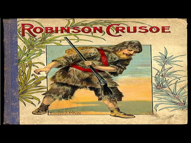 Learn English Through Story - Robinson Crusoe Level 4