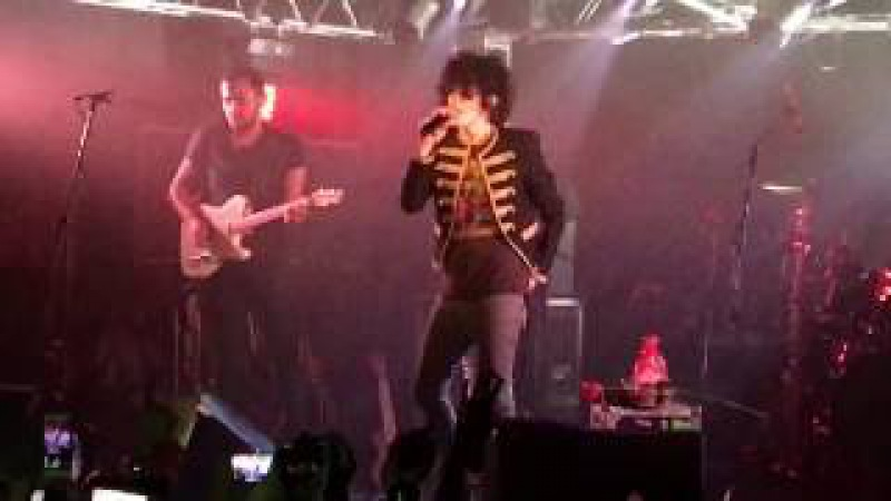 LP. Live in Saint-Petersburg (LP, Санкт-Петербург, Зал ожидания). 11.12.16