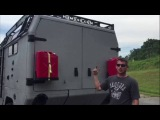 Military H1 Expedition Vehicle