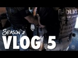 Miami Police VLOG 5 (Season 2) Subject with a Warrant (влог о реальных рабочих буднях офицера полиции США, Майами)
