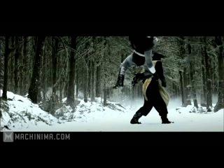 Смертельная битва: Наследие / Mortal Kombat (2011) Трейлер - KinoSTEKA.ru