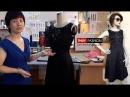 Thiết kế váy xòe thiên, cắt trên vải - Phần 1 - Thời Trang Thủy - Design circular dress pattern