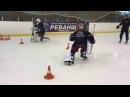 Школа Хоккейных Вратарей Реванш Игорь Беляков 2000 Тверичи и Артемий Плешков 2002 Русь