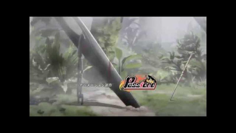 Rokka no Yuusha - OP 2 v2 「Black Swallowtail」 HD