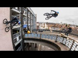 Sebastian Keep Redefines BMX with MASSIVE Bridge Gaps-To-Wallrides | Walls
