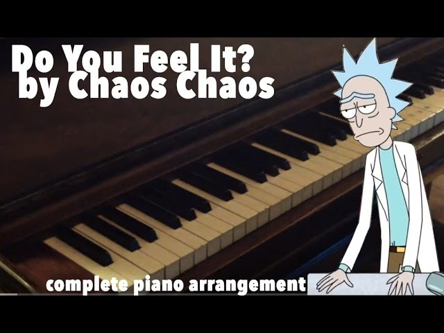 Do You Feel It? by Chaos Chaos on piano