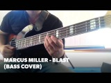 Marcus Miller - Blast (Bass Cover)
