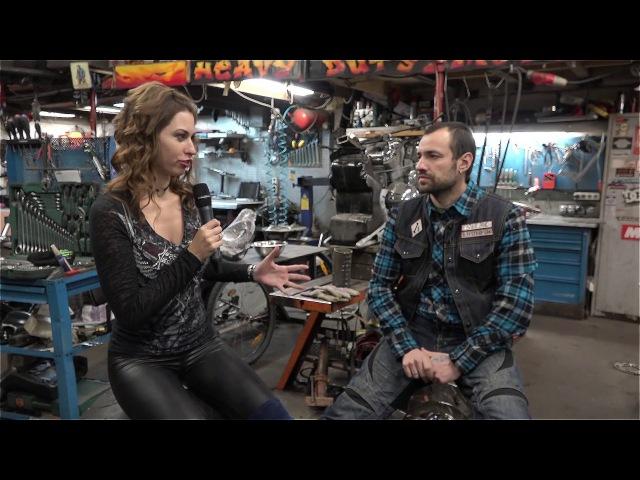 Интервью с Александром Yeti HEAVY DUTY MOTORCYCLES