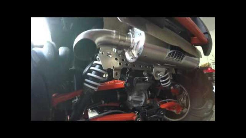 Sportsman XP 1000 Highlifter Edition HMF Swamp Series Sound Test