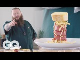 Action Bronson Makes the Ultimate Stoner Sandwich for 420  GQ