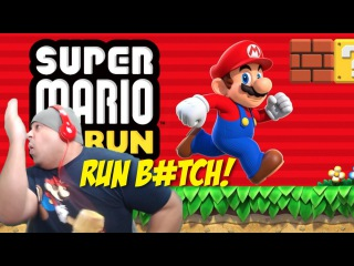 RUN MODAPH#%KA RUN!!! [SUPER MARIO RUN] [GAMEPLAY]