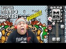 THIS SH T RIGHT HERE TOO MUCH TO HANDLE!! [SUPER MARIO MAKER] [ 88]
