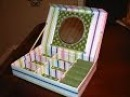 RECYCLE IDEAS: JEWERLY BOX WITH MIRROR