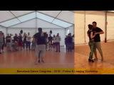 Kizomba Elsa & Sergi - Barcelona Dance Congress 2016