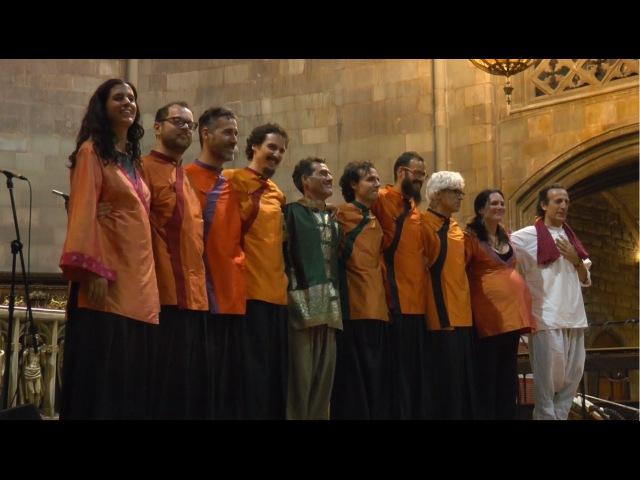 MuOM - Concierto en la Basílica del Pi, con Luis Paniagua y Néstor Kornblum