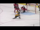 Sheary feeds Crosby for 25th goal of season 12/27/16