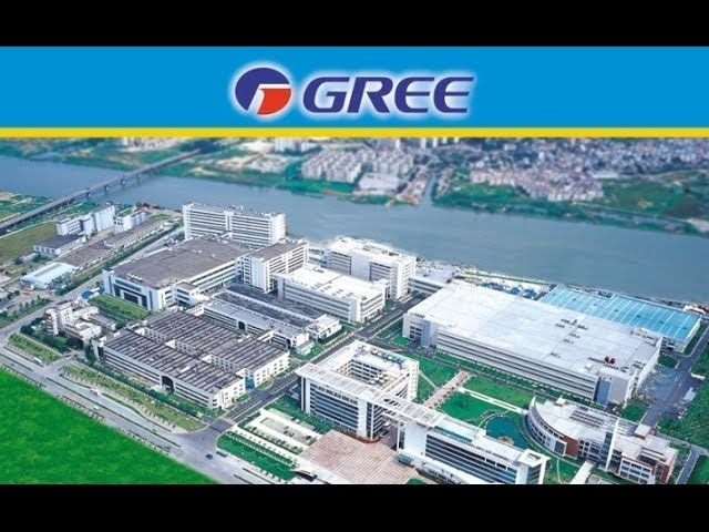 Презентация кондиционеров Gree