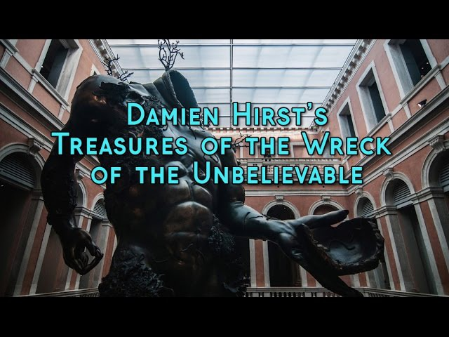 Damien Hirsts Treasures of the Wreck of the Unbelievable