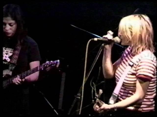 Free Kitten 'Harvest Spoon' live 1994 NYC CBGB's