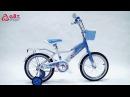 Обзор велосипеда Black Aqua Sunshine. Диаметр колес от 12 до 20