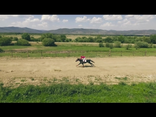 Конные скачки Алтаргана 2016_1080p