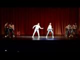 Дэнс-микс. Уличные танцы, старшая группа. Ангелина Браз.