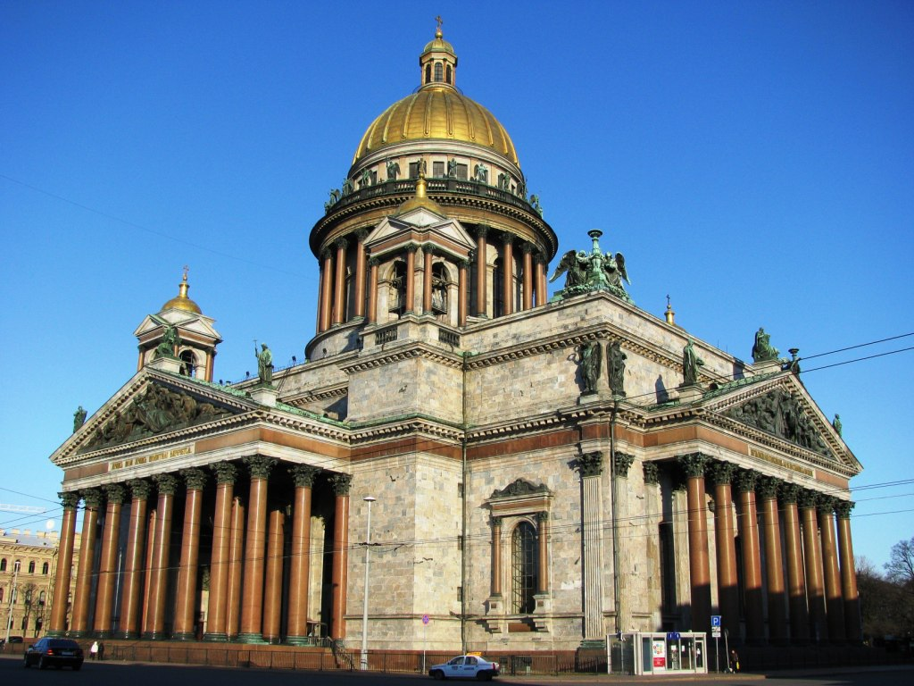 РПЦ до конца 2017 года заберет Исаакиевский собор, который ей никогда не