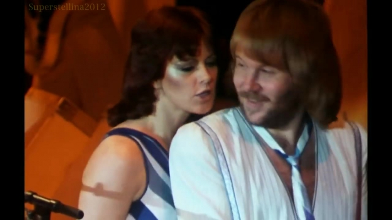 ABBA - Gimme! Gimme! Gimme! (Wembley 79 - semi-widescreen) - HD MAX HQ