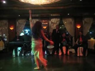 Aleya In Cairo @ Nile Maxim Megeance  Egyptian Belly dance 72