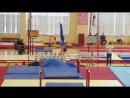 2016.10.25 • Первенство города Санкт-Петербурга по спортивной гимнастике • Брусья • 9.0