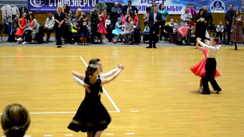 Prolisok Cup Харьков 08.04.2017 Европейская программа