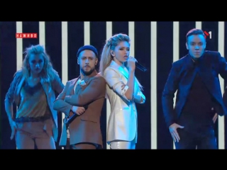 MONATIK feat. Вера Брежнева   #М1MusicAwards2016