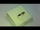 Золотое кольцо пр.585,
