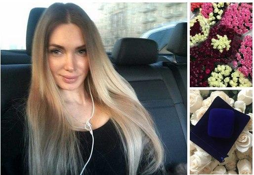 Евгении Феофилактовой дарят щедрые подарки.