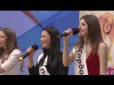 Ида Галич (Galichida) - КВН Осенний поцелуй - 2014 Первая лига Первая 1-4 КОП