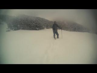 Не поход на гору Роман-Кош