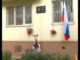 В Серпухове, на доме, где жил Сергей Алексеевич Токарев, герой афганской войны, открыли мемориальную доску.
