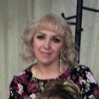 Людмила Рябцова