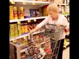 Когда сказал бабушке, что у тебя нет еды (6 sec)