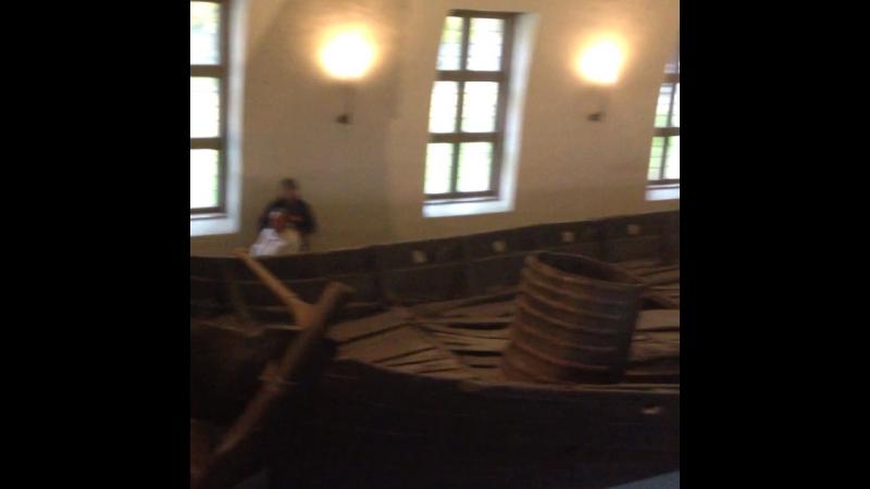 Музей кораблів вікінгів
