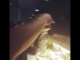 Ананасовая чаша в G lounge