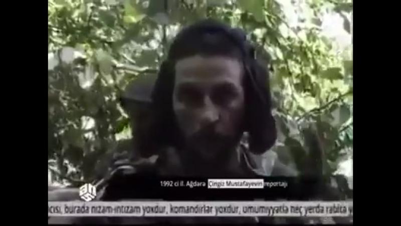 Çingiz Mustafayevin çəkilişi