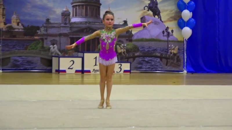 Зюзина Соня, 2008, ,без предмета, г.Рязань, турнир «Аура».