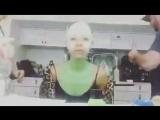 Стражи Галактики: Часть 2 - из человека в инопланетянку за 39 секунд!