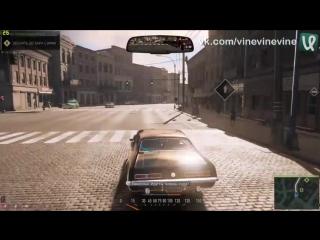 Mafia III: Как водили авто в 1968-м